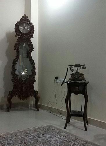 ساعت ایستاده ایتالیایی