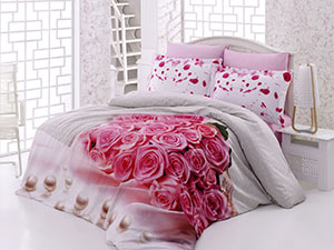 نقش روتختی در دیزاین اتاق خواب