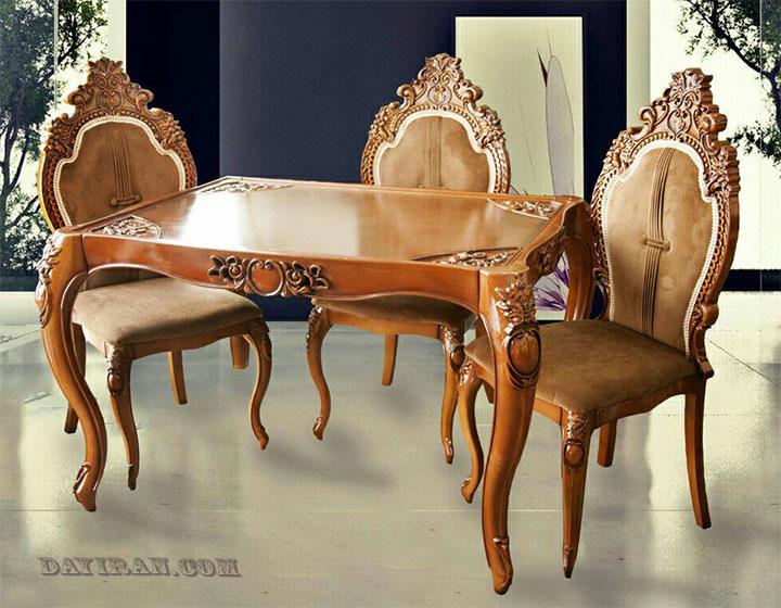 میز ناهار خوری رومی
