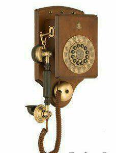 تلفن سلطنتی قدیمی مدل 1913