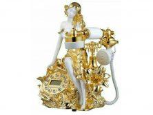 تلفن سلطنتی سفید 011