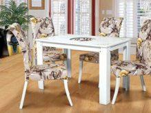 میز ناهار خوری سفید - N120