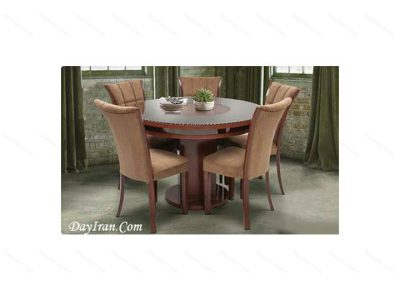 میز ناهار خوری دوطبقه