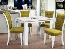 مدل میز ناهار خوری چوبی - N136