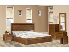 سرویس خواب چوبی آمیتیس