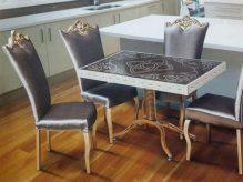 میز ناهار خوری کلاسیک - N139