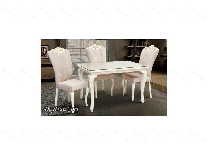 میز ناهار خوری چوبی - N141