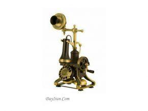تلفن سلطنتی قدیمی 1884
