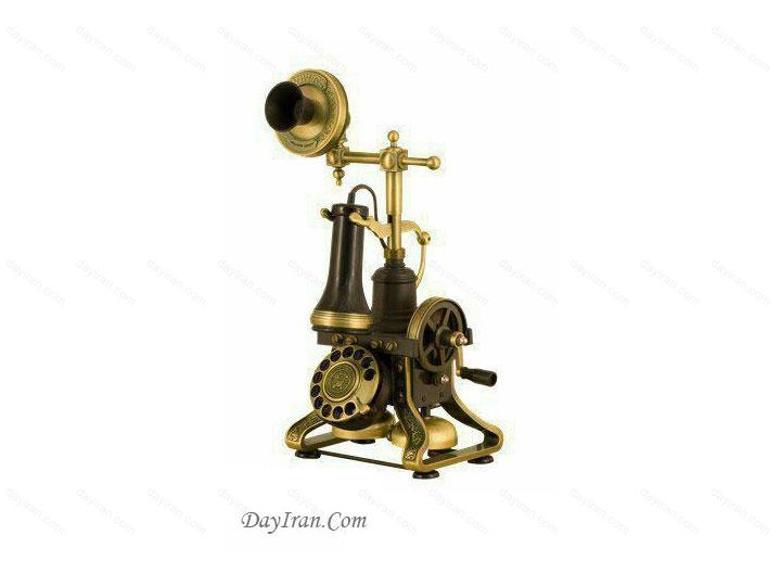 تلفن سلطنتی قدیمی ۱۸۸۴