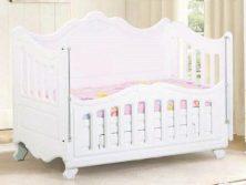 تخت خواب نوزاد کاناپه ای
