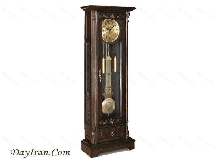 ساعت ایستاده چوبی A411