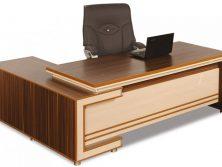 میز مدیریت ال کشودار - MK118