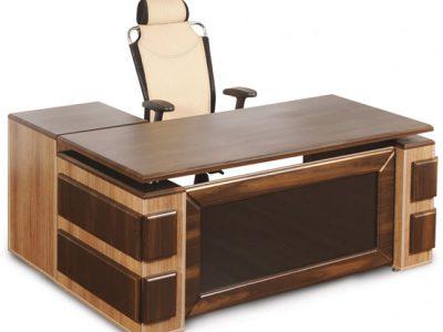 میز مدیریت ال دو تکه - MK120