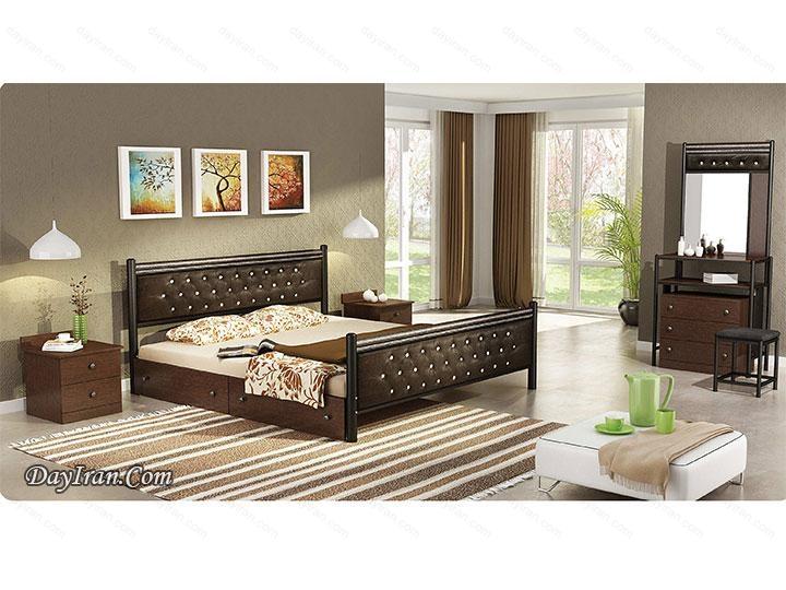 تخت خواب سورنا ۲