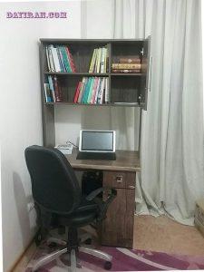 میز کامپیوتر و کتابخانه - PC 113