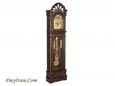 ساعت ایستاده چوبی A0014