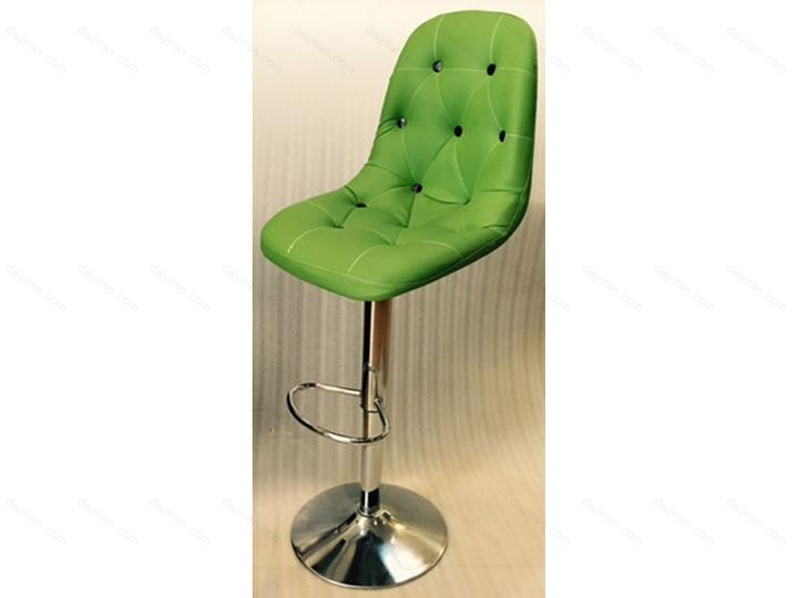 صندلی بلند دکمه دار