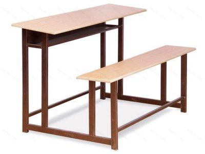 میز و نیمکت مدارس - SM157