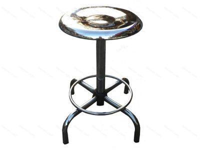 صندلی تابوره فلزی