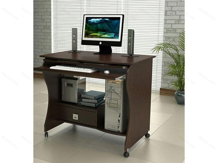 میز کامپیوتر تک کشو – PC 110