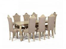 میز ناهارخوری جدید ارکیده 8 نفره -2