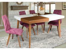 میز ناهارخوری مدرن اطلس 2