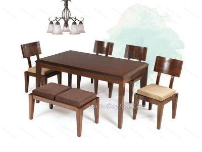 میز ناهار خوری جدید 6 نفره