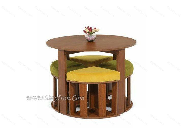 میز ناهارخوری کمجا