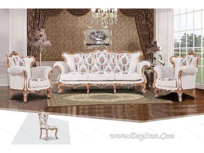 مبل سلطنتی ایتالیایی