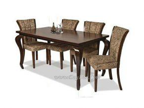 میز غذاخوری کلاسیک سم آهویی