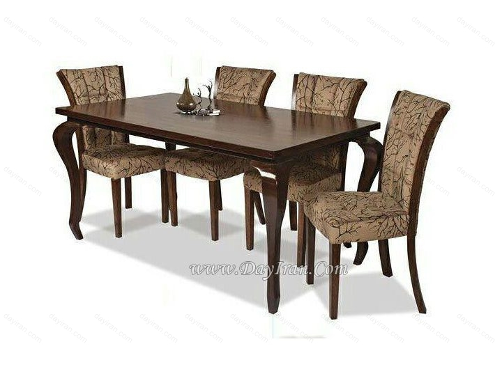 میز ناهار خوری سم-آهویی