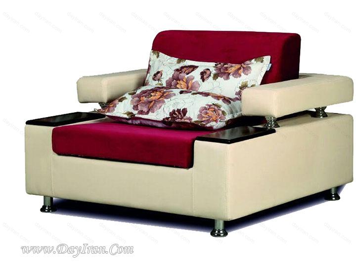 مبل تختخواب شو یک نفره لالوسکی