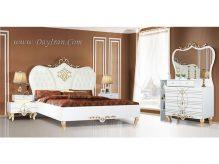 سرویس خواب چوبی لیندا