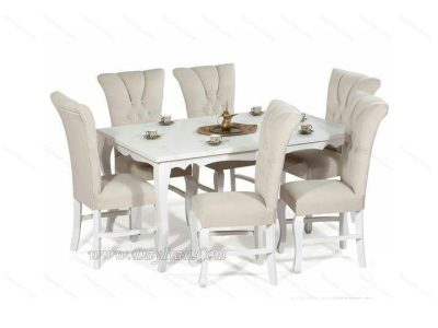 میز ناهار خوری مدرن ماهان