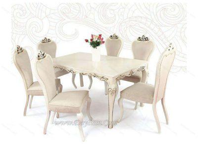 میز ناهارخوری سلطنتی