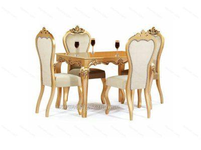 میز ناهار خوری نیلوفر 4