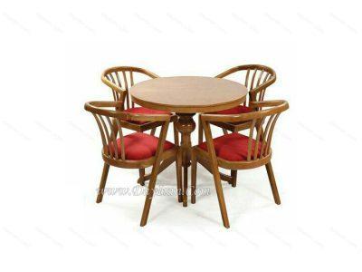میز ناهار خوری گرد ویکتور