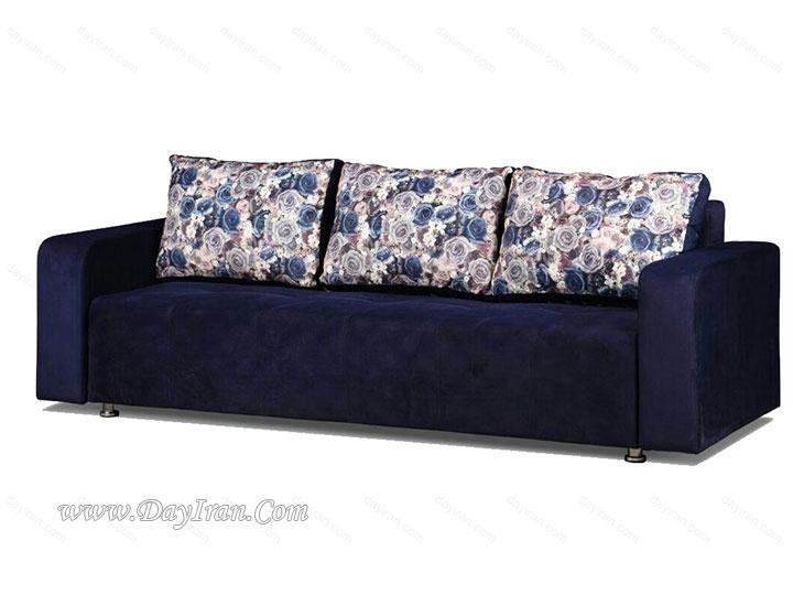 کاناپه تختخواب شو دو نفره پارت
