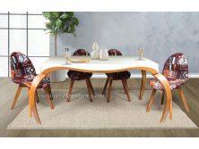 میز ناهارخوری مدرن پرنس