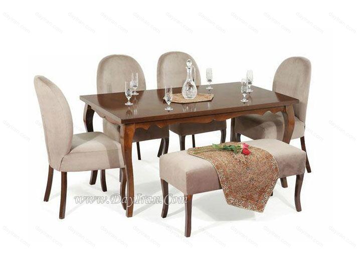میز ناهارخوری ماهان