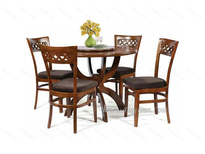 میز ناهار خوری المپیک