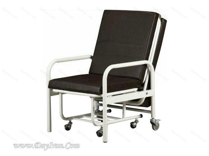 صندلی تختخواب شو بیمارستانی