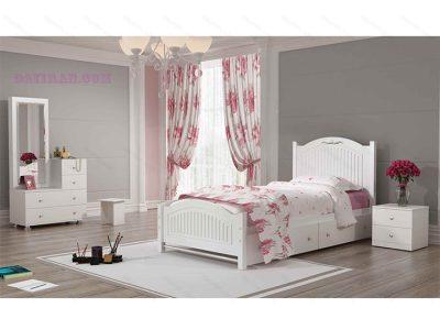 تخت خواب یک نفره آرتا