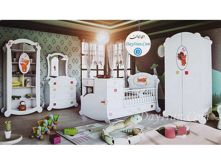 قیمت سرویس خواب کودک