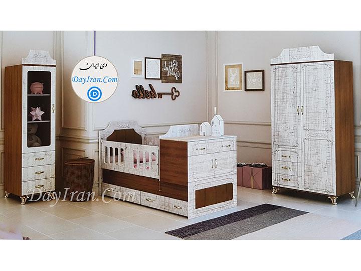 سرویس خواب نوزاد ونوس