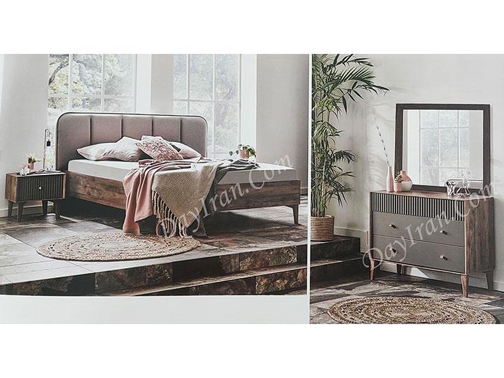 گل و گیاه در طراحی اتاق خواب