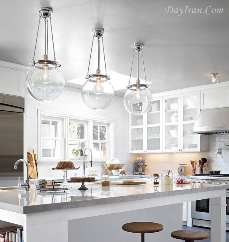 لوستر فانتزی آشپزخانه