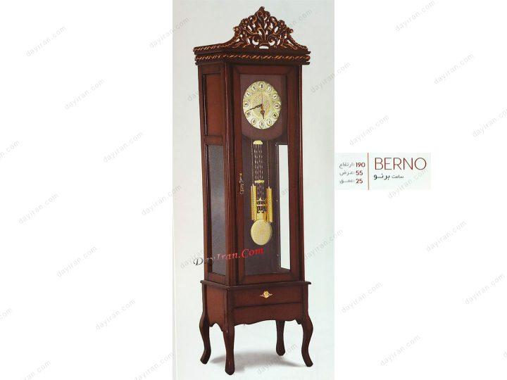 ساعت ایستاده برنو