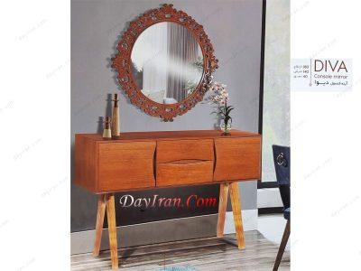 آینه کنسول دیوا