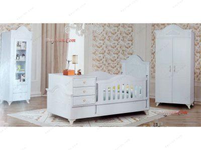 تخت خواب نوزاد آرکانا